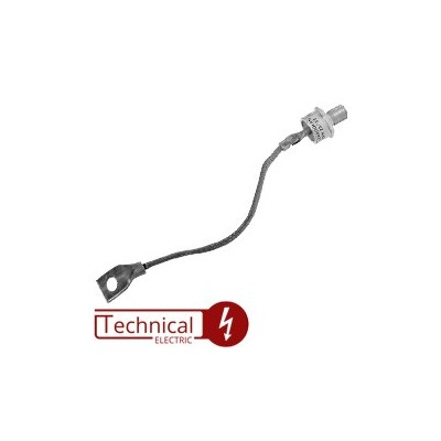 semikron دیودکابلی 130 آمپر سمیکرون آلمان SKR130/16