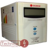 گلداستار استابلایزر رله ای 0.5KVA رومیزی LG-1P-0.5K-R