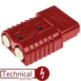 PROCONECT سوکت یو پی اس 120 آمپر 600 ولت آمریکایی ANDERSON PP120