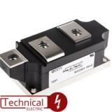 IXYS دوبل تریستور 60 آمپر 1600 ولت IXYS MCC56-16IO1B