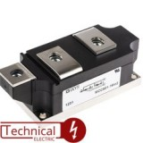 دوبل تریستور 250 آمپر 1600 ولت IXYS MCC250-16IO1