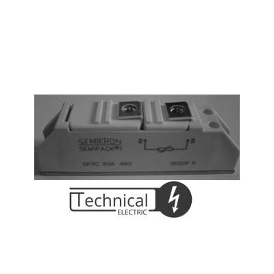 وریستور 20 آمپر SEMIKRON SKVC20A 460C