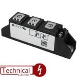 IXYS دوبل دیود 120 آمپر 1600 ولت IXYS MDD95-16N1B آلمان