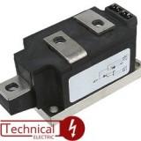 IXYS دوبل دیود 250 آمپر 1600 ولت IXYS MDD255-16N1B