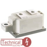 semikron دوبل دیود 260 آمپر 1600 ولت سمیکرون SEMIKRON SKKD260/16