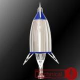 صاعقه گیرهای الکترونیکی TSL مدل SMT-ESE60 AIR TERMINAL