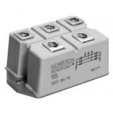 semikron پل دیود تکفاز 82 آمپر 1600 ولت 16/SEMIKRON SKB72 آلمان