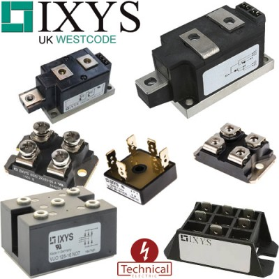 IXYS دوبل دیود 310 آمپر 1600 ولت ای ایکس وای اس IXYS MDD312-16N1B