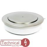WESTCODE تریستور دیسکی 1265 آمپر وستکد انگلیس N1265LC160 WESTCODE
