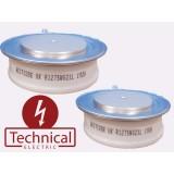 WESTCODE تریستور دیسکی فست 1200 آمپر وستکد انگلیس R1275ns21l WESTCODE