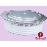 WESTCODE تریستور دیسکی 1588 آمپر وستکد N1588NS260 WESTCODE