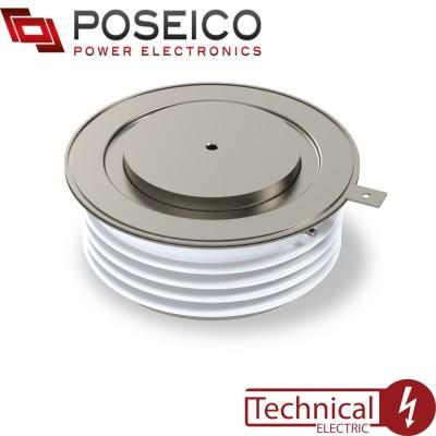 تریستور فاز کنترل دیسکی 1950 آمپر 1800 ولت AT636S18 POSEICO