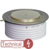 semikron تریستور دیسکی 1600 آمپر 1800 ولت Techsem چین Y50KPE