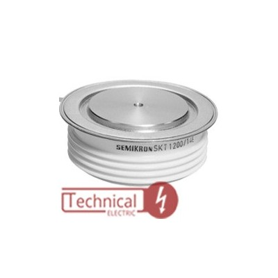 TECHSEM تریستور دیسکی 2300 آمپر Techsem چین Y76KPJ