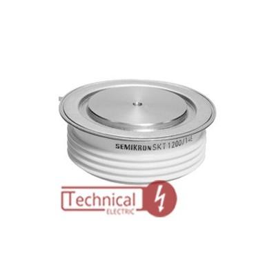 TECHSEM تریستور فست دیسکی 1250 آمپر Techsem چین Y55KKE