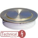 TECHSEM تریستور فست دیسکی 2600 آمپر Techsem چین Y76KKG