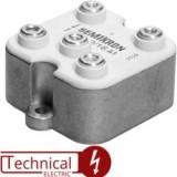 semikron پل دیود سه فاز 30 آمپر 1600 ولت SEMIKRON SKD30/16 آلمان
