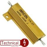 ARCOL انگلیس انواع مقاومت 100 وات انگلیس HS100 ARCOL U.K
